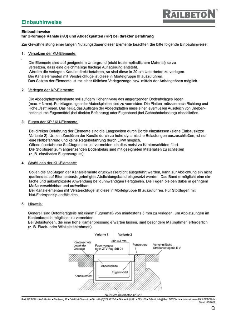 Technischer Katalog 14. Auflage 04_2017